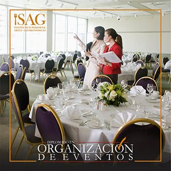 Diplomado en Organización de eventos