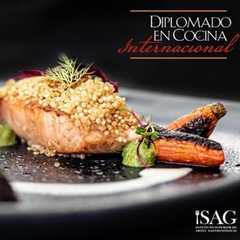 Diplomado en cocina internacional
