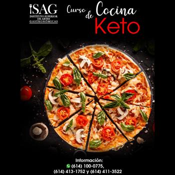 Curso de cocina keto